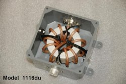 Balun 1:1 5 kW Isolation 160-40 m