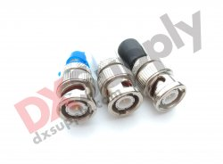 Calibration plugs BNC