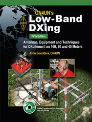 ON4UN Low band DX-ing