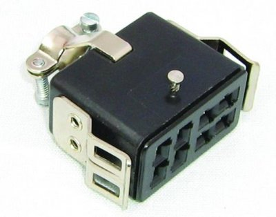 8-pole (female) connector Hy-gain rotors