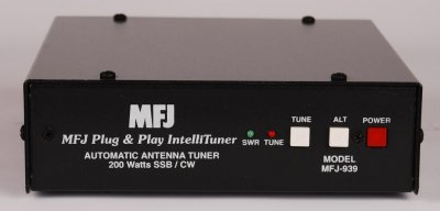 MFJ-939I autotuner for Kenwood